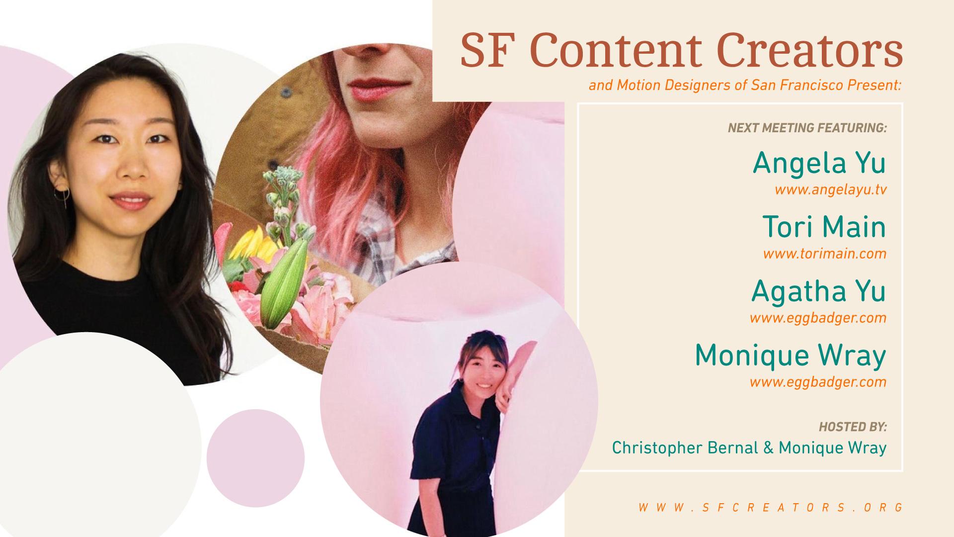 San Francisco Content Creators